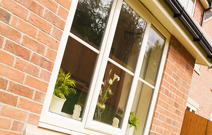 Upvc Casement Windows Liniar Casement Windows