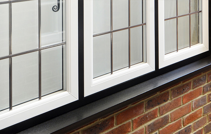 Upvc Flush Sash Windows Liniar Flush Sash Windows
