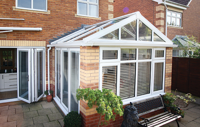 Upvc Gable End Conservatories Gable Conservatories