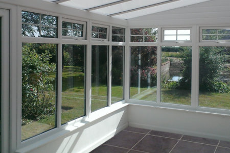 Conservatory Window Options