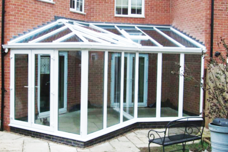 Combined Conservatories