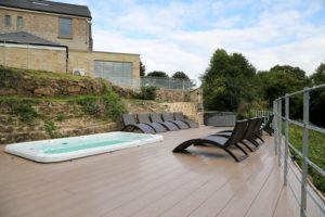 Ashbourne decking
