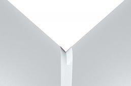 uPVC White Joint | Liniar
