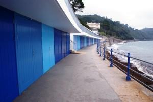 Beach Huts 06