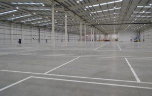 Warehouse Progress