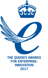 Queen's Awards for Enterprise- Innovation 2017 Emblem
