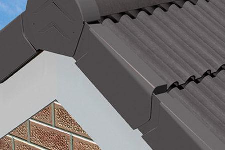 Dry Verge | Liniar uPVC Profile