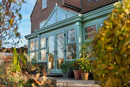 Liniar Combination Conservatory