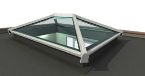 elevate roof lantern
