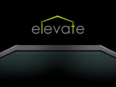 Elevate lantern roof logo