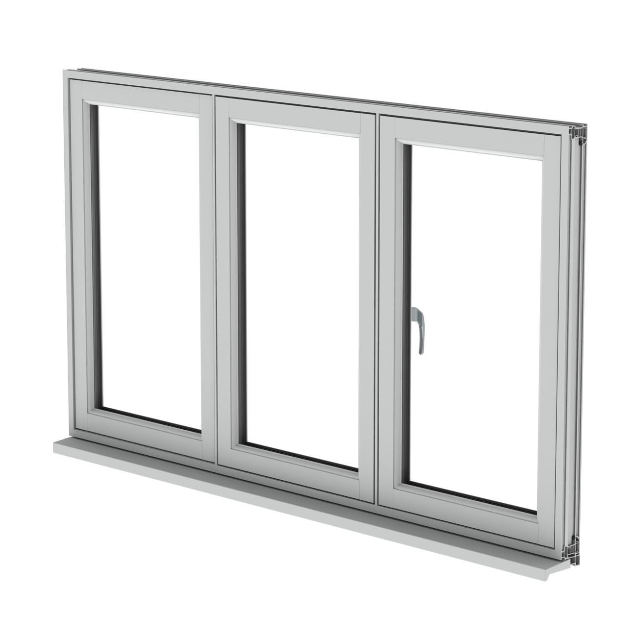 Resurgence Flush Sash Window Profiles Liniar Upvc Profile